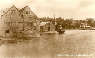 Picture of Wootton Quay Circa 1920