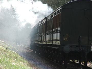 Picture of Wootton Steam Railway