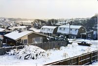 View over Woodlands Crescent 1973 [Flux]