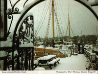 Snow in Wootton 1999
