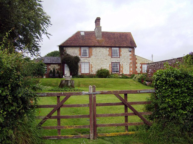 Picture of Great Briddlesford Farm House