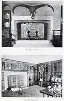 Inside Arreton Manor 1927