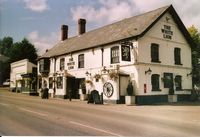 White Lion in Arreton