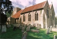Church of St George, Arreton