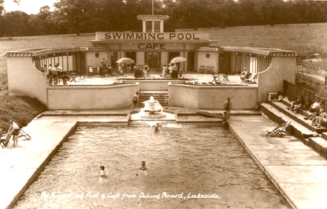 Fig 5: Lakeside Swimming Pool