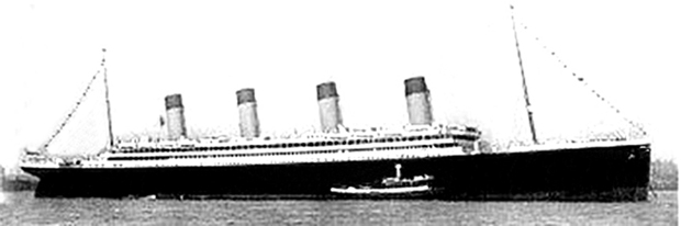 Picture of R.M.S. Olympic