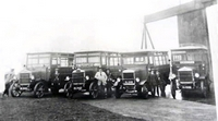 Southern Vectis Buses c1920