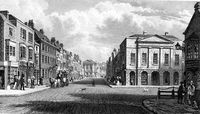 St James's Square and High Street circa 1900
