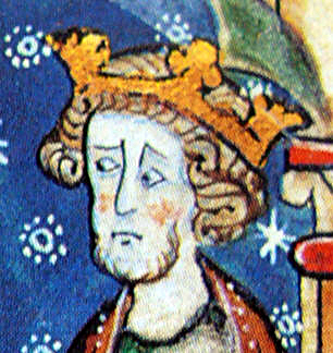 Picture of of King John