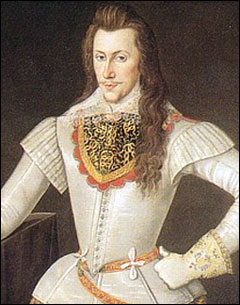 Picture of the Earl of Southampton