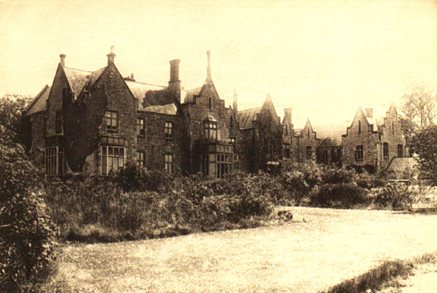 Picture of Abbey House 1907