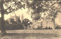 St Mary's Abbey circa 1930