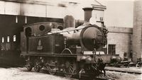 Isle of Wight Central Railway No.2 of 1917