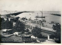 Ryde Piers and Station 1908