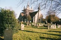 St Mildred's Church, Whippingham 2000
