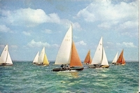 International 505 Class Dinghies
